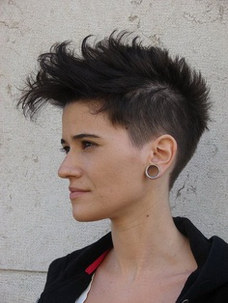 easy boho hairstyles : lesbian haircut if I ever saw a lesbian haircut. Nah I?ve seen ...