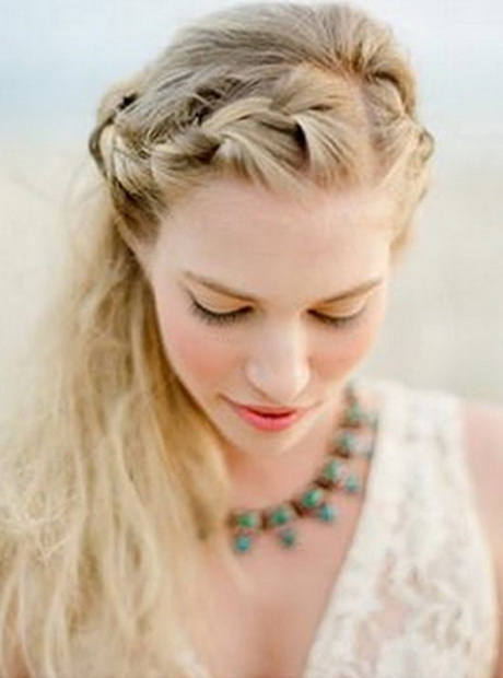 easy braided hairstyles - photo #7