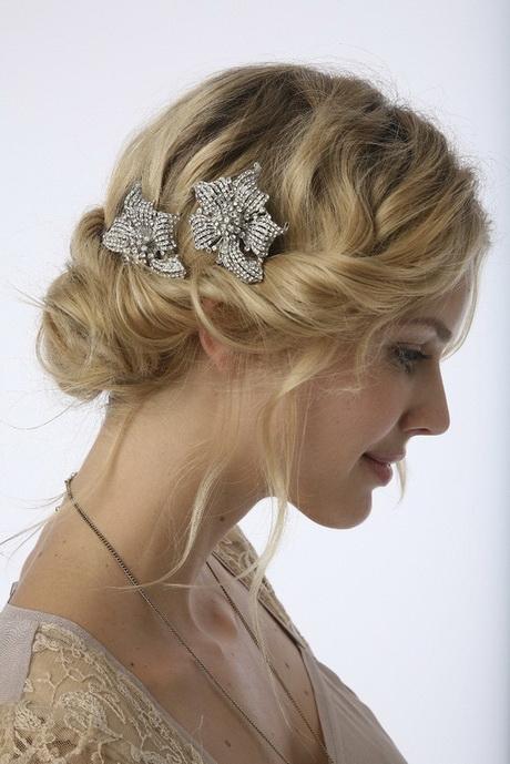 Easy Bridal Hairstyles