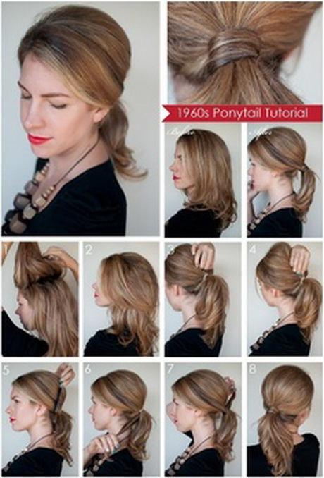 easy to do hairstyles for medium hair is listed in our tips long