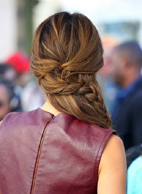 Prom Hairstyles For Long Hair Diy : Pics photos diy hairstyles for homecoming