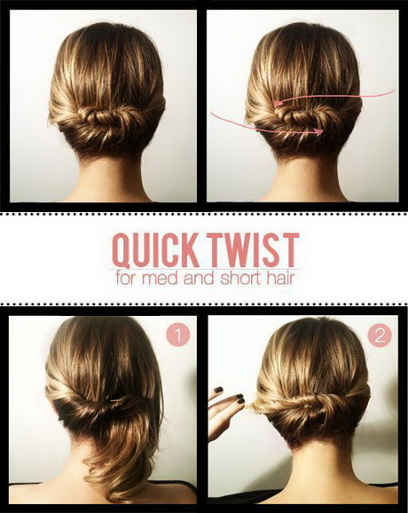 Easy do it yourself hairstyles for long hair