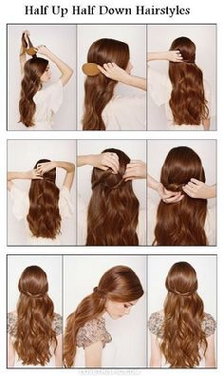 Unique 20 Easy Updo For Long Hair