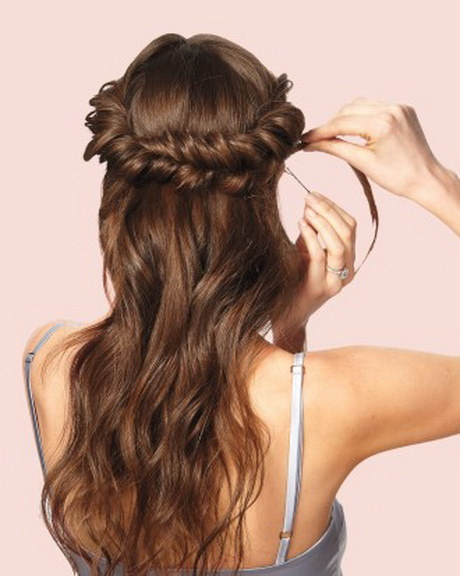 Lastest Instead Of Booking An Updo Appointment At A Local Salon, Consider Taking The Doityourself Route After All, Many Of The Most Popular Prom Hairstyles Are Easy Enough To Master At Home From Waterfall Braids To Fancy Ponytails, Read On