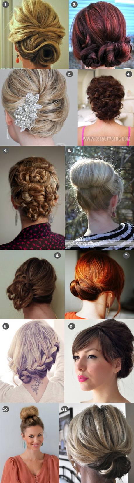 Prom Hairstyles For Long Hair Diy : Easy do it yourself prom hairstyles