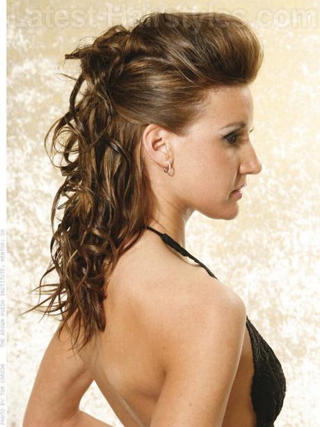 Easy elegant hairstyles for long hair