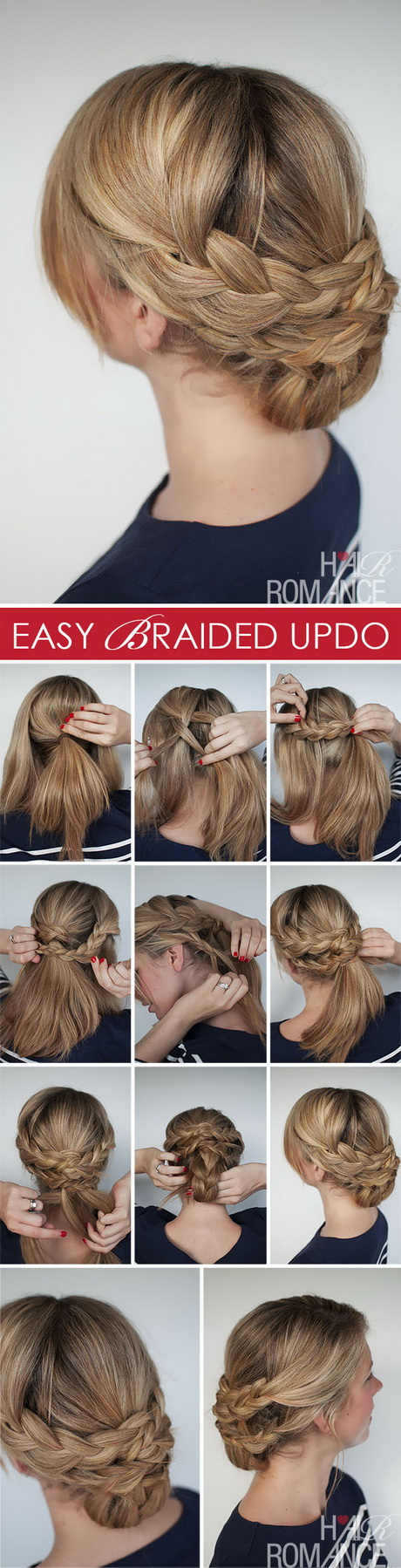 Luxury  Make Cute Everyday Hairstyles Long Hair Tutorials  PoPular Haircuts