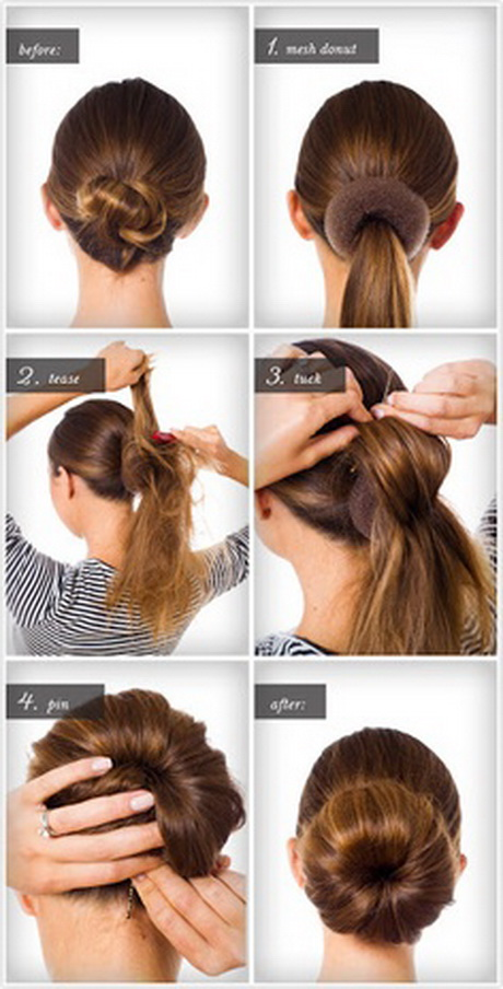 Perfect DIY Your StepbyStep For The Best Cute Hairstyles