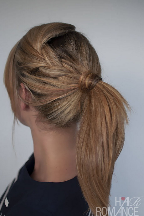 Amazing Hairstyles Easy To Do At Home