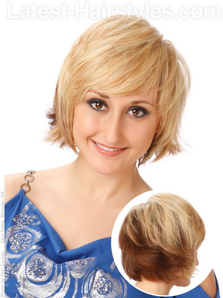 Easy Hairstyles For Short Hair Over Grirv …