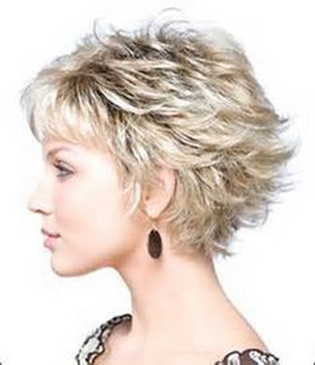 Easy hairstyles for short hair over 50