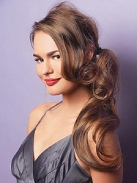 Hairstyles For Long Hair Party : Party Hairstyle For Long hair. easy party hairstyleshot party ...