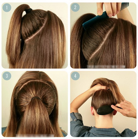 Image Result For Quick And Easy Professional Hairstyles For Long Hair
