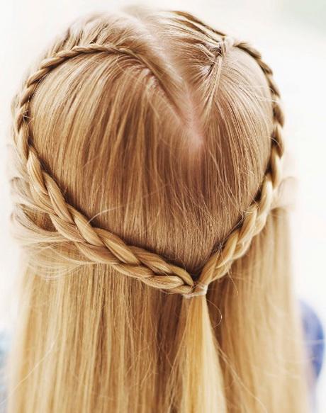Heart Hair Braid