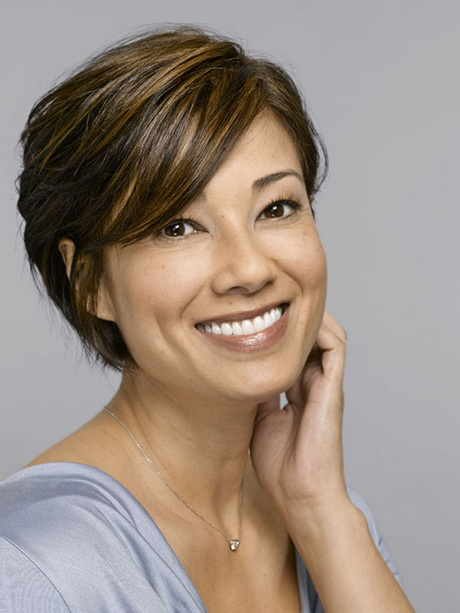... Short Easy Hairstyles for Moms which is sorted within Beautiful Short