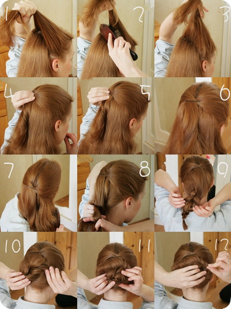 Hairstyles For Long Hair That Are Easy To Do : Easy to do hairstyles for long hair