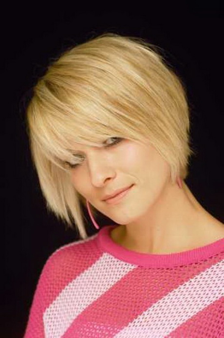 Beautiful Cute Easy Short Hairstyles For Women  Via