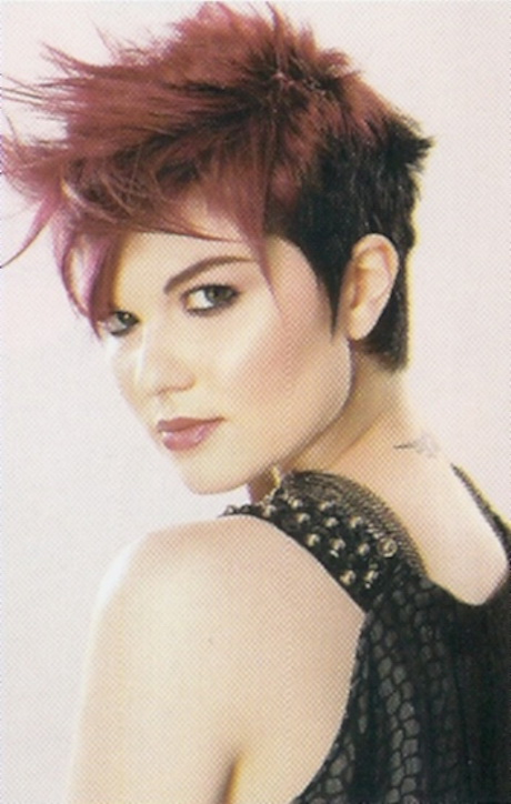 Short Edgy Hairstyles (13) which is sorted within Photos of Hairstyles ...