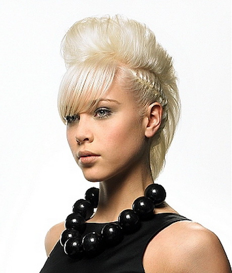 Edgy Homecoming Hairstyles Www Picsbud Com