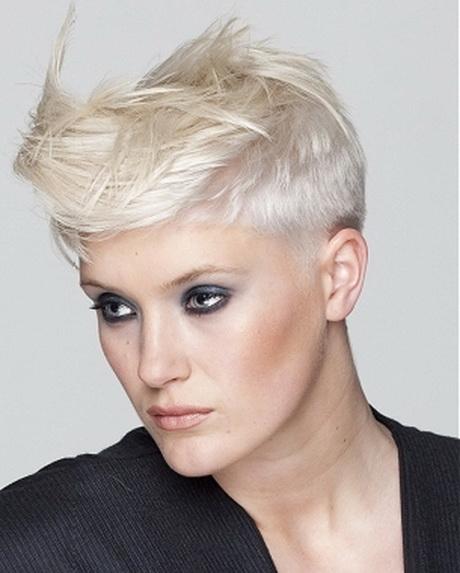 Edgy Short Haircuts