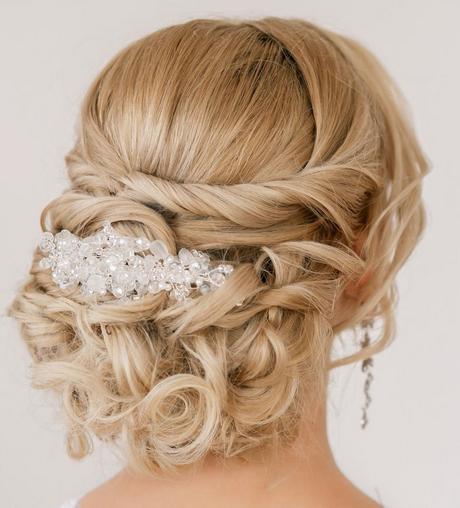 Elegant Bridal Hairstyles