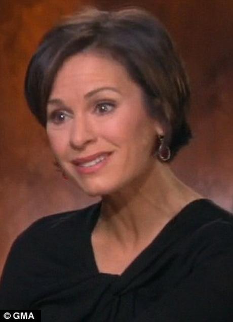 Elizabeth Vargas Hairstyle