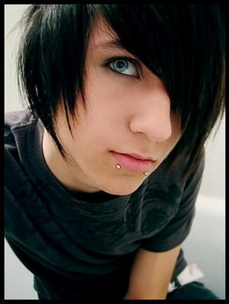 Emo hairstyles for guys with short hair