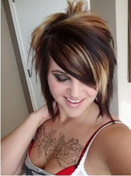Hairstyles For Short Emo Hair : short emo hair styles