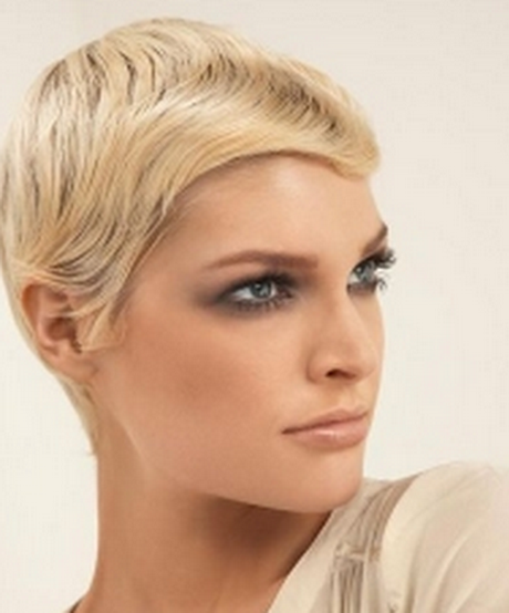 Extreme Female Short Haircuts