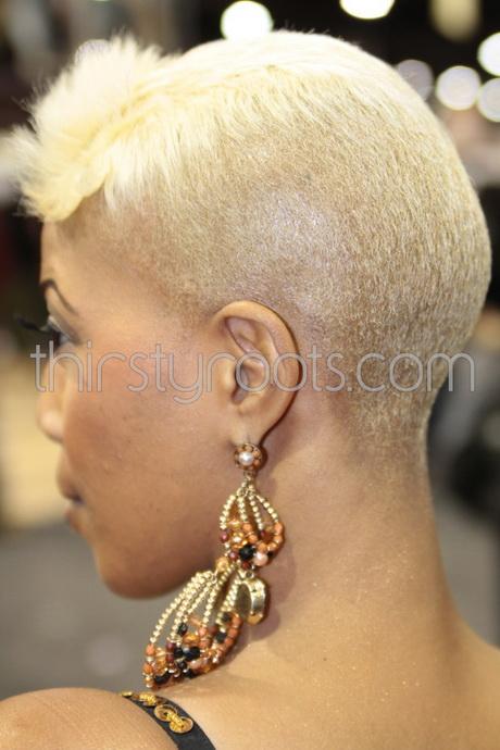 Extreme short haircuts