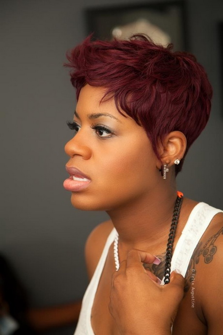 short black girl hairstyles fantasia hairstyles. Fantasia