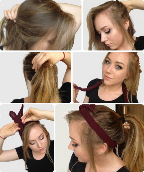 Beautiful Quickeasyhairstylesquick_easy_hairstyle_ideas1jpg