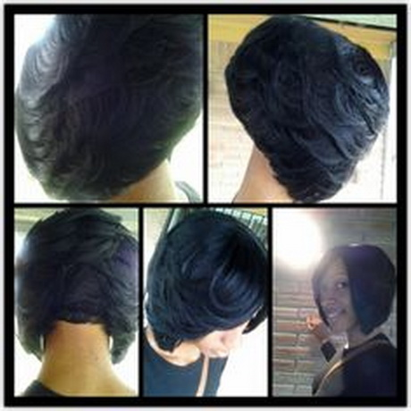 blue black natural hair coloration