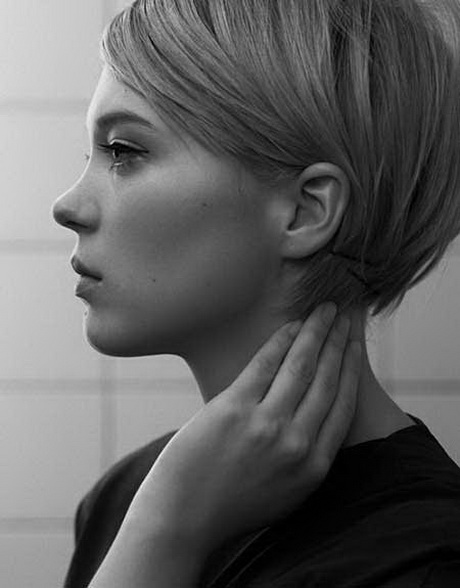 Hairstyles For Quite Short Hair : ... and trendy. You will love to try this hairstyle. Short Nifty Hairstyle