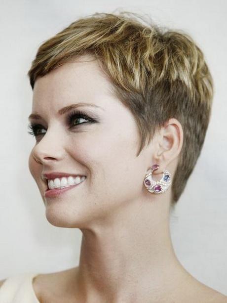 Feminine Short Hairstyles 2014