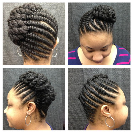 Amazing Natural Hair Bantu Knots  Curly Bness  Pinterest