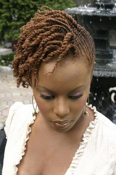 Unique Protective Style Nubian Twist Hairstyle For Teens  Chi Chi