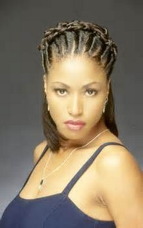 Wonderful Knot Twist Hairstyles For Black People Http  Short Hairstyle 2013