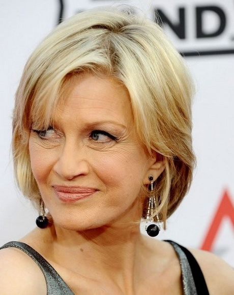 50 respectable yet modern hairstyles for women over 50