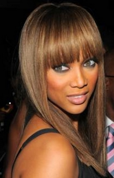 ... Hairstyles For Long Hair Fringe Hairstyles For Long Hair Hairstyles