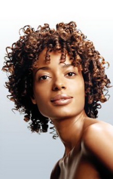 Fun Curly Hairstyles