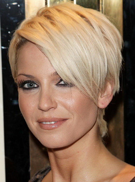 Fun short haircuts for women