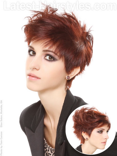 Fun Short Hairstyles For Women