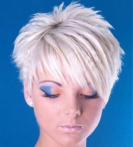 short fancy hairstyles : Home gt; gt; funky short hairstyles for women