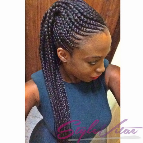 New Hairstyle, African Goddess Braids: Ghana Braids Pictures FumT