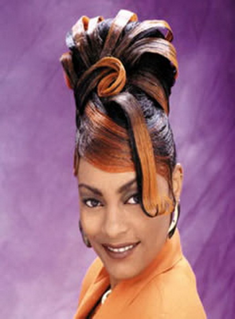 Ghetto prom hairstyles