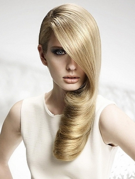 Glamour Hairstyles For Long Hair