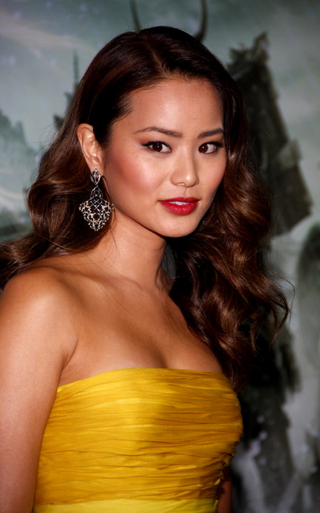 Hairstyles For Long Hair Glamour : Hairstyles Glamorous Hairstyles Jamie Chung Hairstyles Long Hairstyles ...