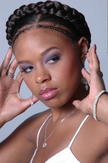 Goddess Braids Hairstyles Fashion Trends Women Fashion goddess braids ...