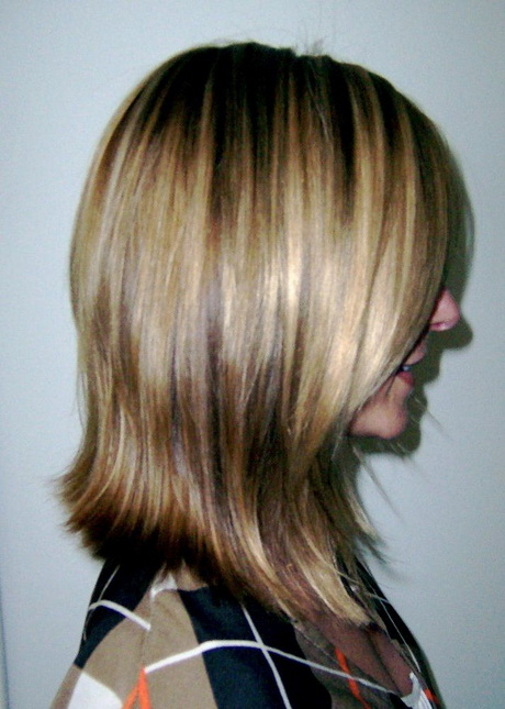 Graduated Layered Haircut